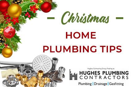 Christmas plumbing tips in Brisbane by Hughes Plumbing