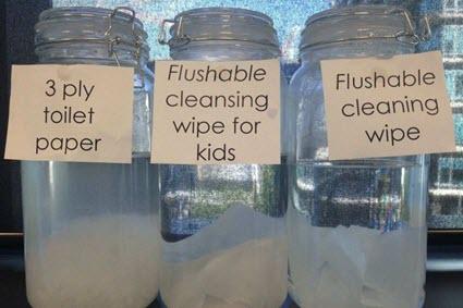 flushable-baby-wipes-blocked-drains-plumbers-brisbane